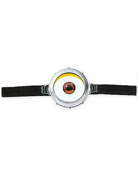 One Eye Minion Goggle Headband Despicable Me Spirithalloweencom