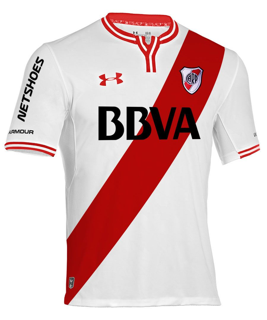 River Plate 2015 2016 by Under Armour. (versión 2)  c7eb84a4158aa