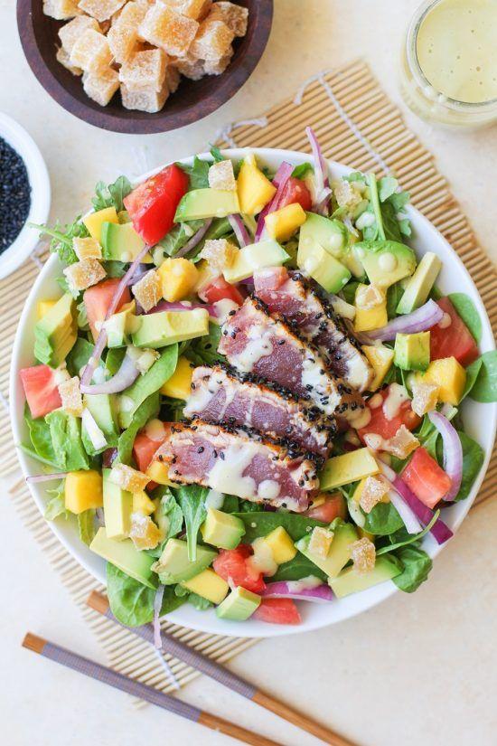 Quick easy salad recipes healthy