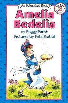 Amelia Bedelia - 90's book :)