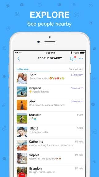 Sochat - Better Conversations by Lynk | Creative App screenshots