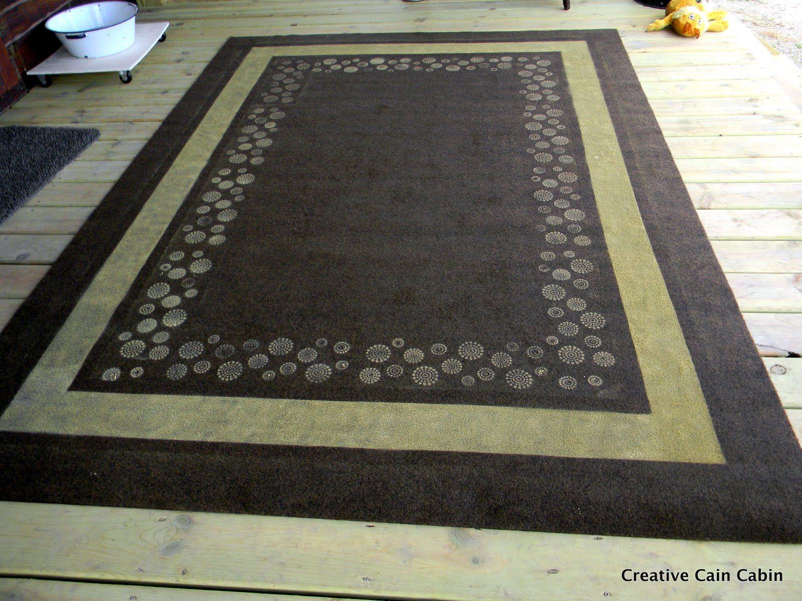 9 Outdoor Area Rug Creative Cain, Brown Outdoor Carpet Menards