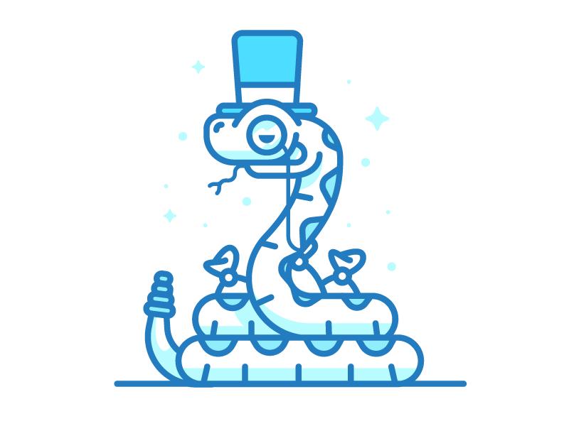 This snake is a money grabbing jerk!