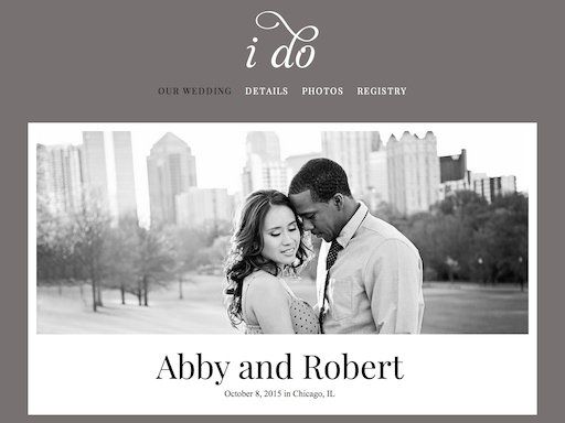 Free Personalized Wedding Website Builder The Knot Wedding Website Free Wedding Website Builder Wedding Renewal Vows