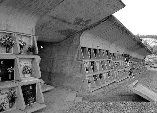Igualada Cemetery • Igualada • Spain • Enric Miralles and Carme Pinos • 1994