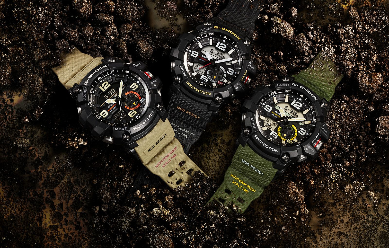 cd279c21469 MUDMASTER GG-1000 - G-SHOCK - CASIO