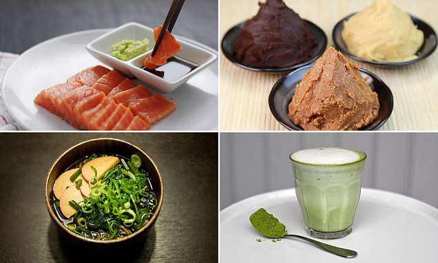 Want to live longer? Eat Japanese