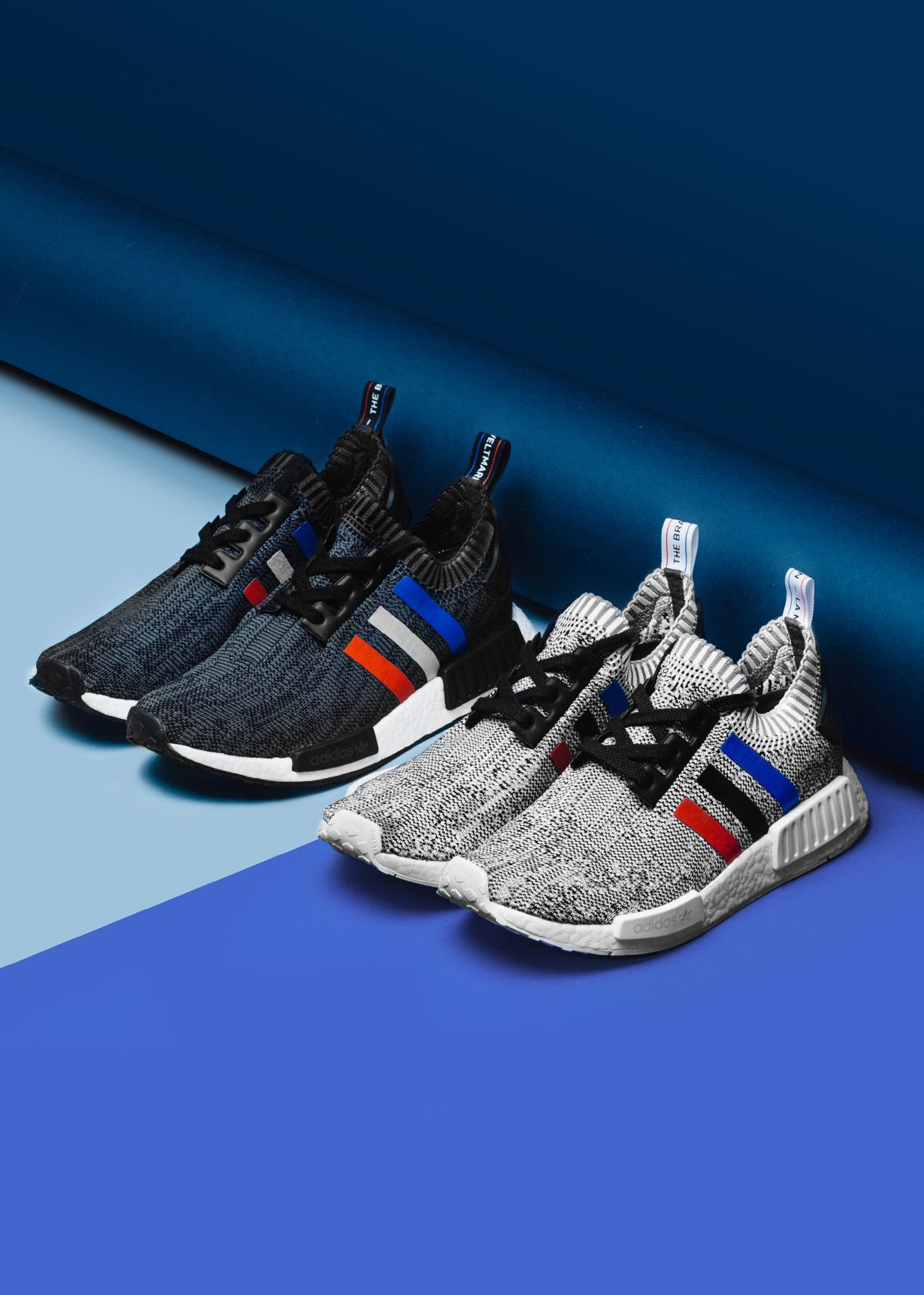 brand new b670e ccb92 Adidas NMD Tri Color Pack  Adidas  NMD  TriColor  Fashion  Streetwear  Style   Urban  Lookbook  Photography  Footwear  Sneakers  Kicks  Shoes