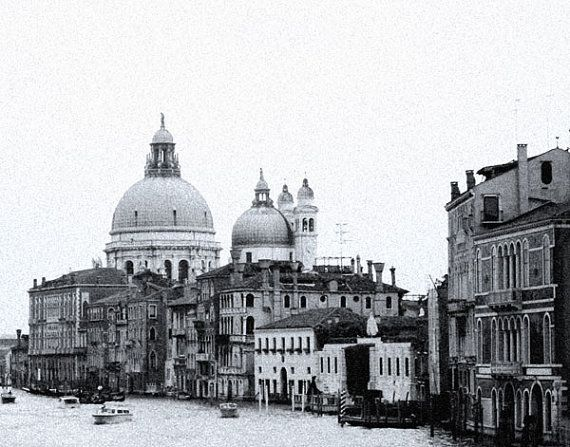 Venice - only 5 months away!