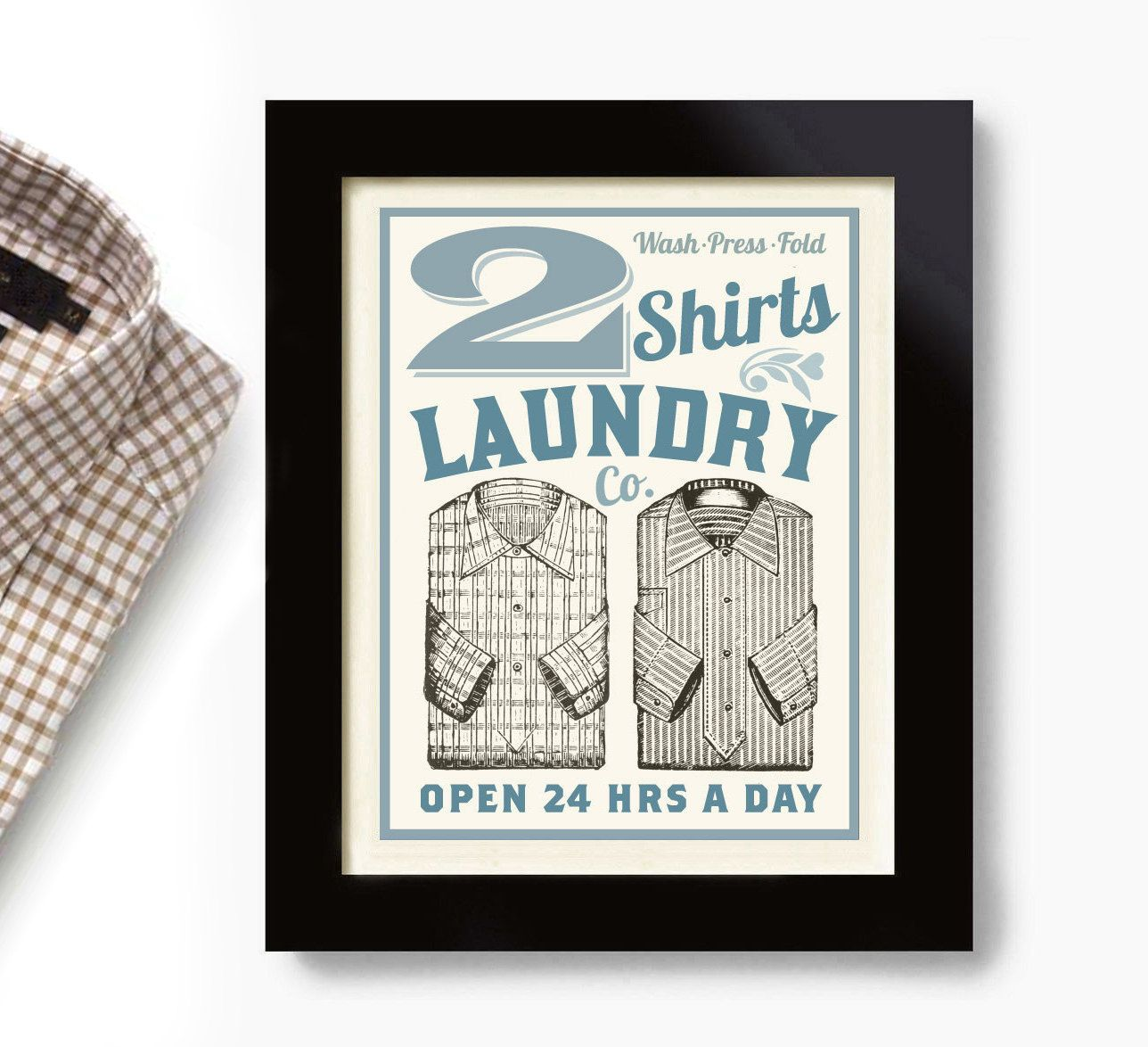Vintage Laundry Room Prints Laundry Room Art Decor Wall Art Print Kitchen Art Shirt Laundry
