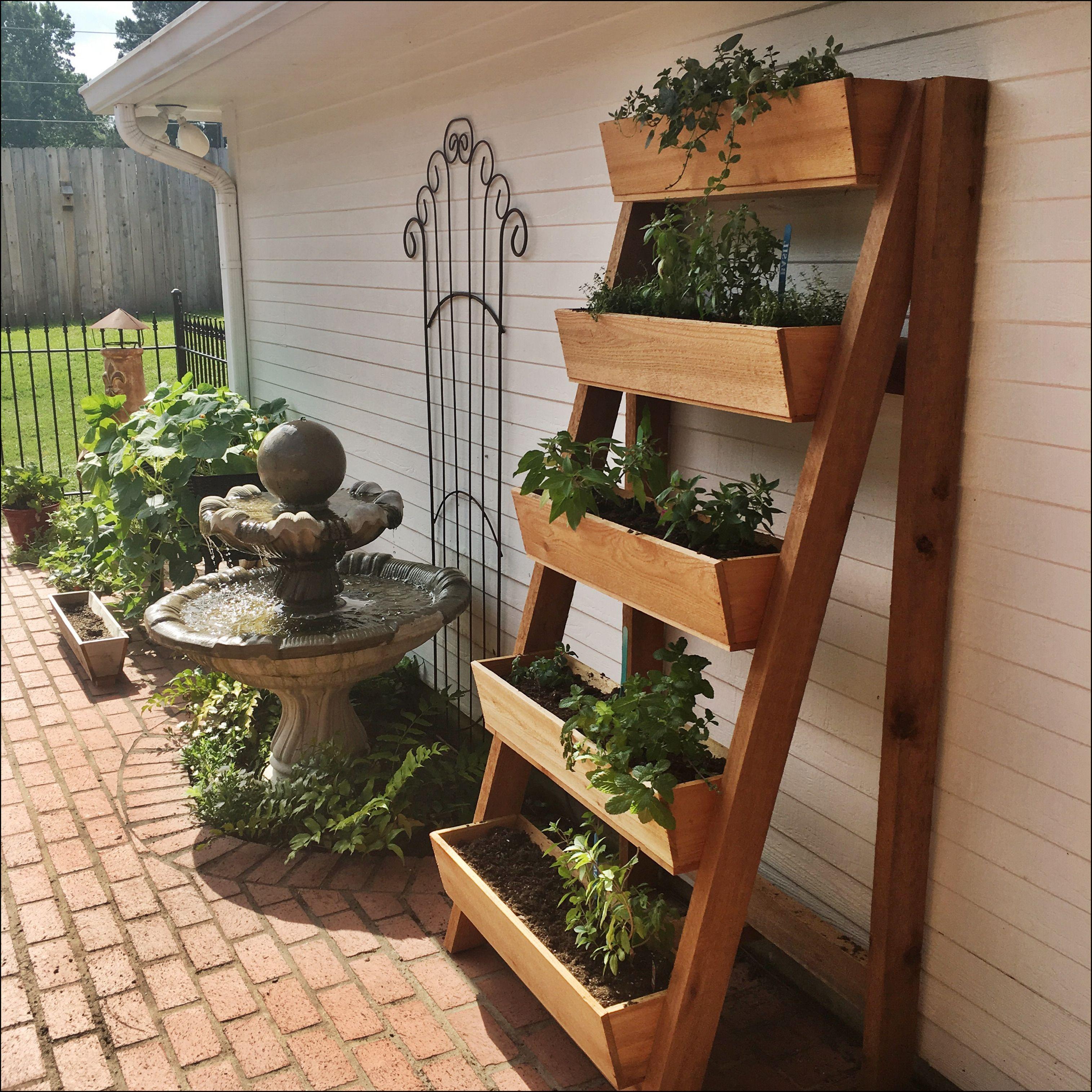 Best 15 Creative Diy Vertical Garden Ideas To Increase For Your Home Outdoor Vertical Garden Diy Vertical Herb Garden Vertical Garden
