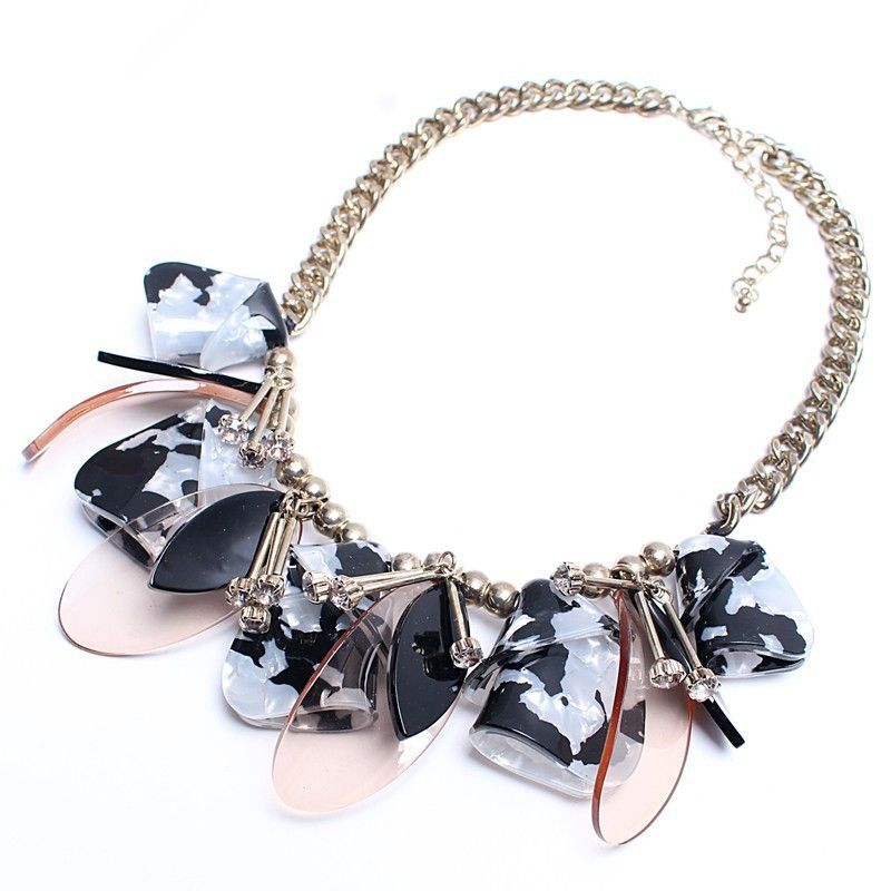 """""""I'm So Classy"""" Statement Necklace"""