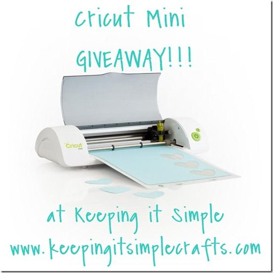 Cricut Mini Giveaway Cricut Cool Things To Buy Embossed Cards