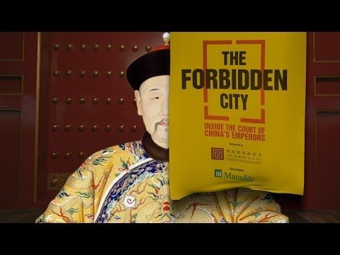 THE FORBIDDEN CITY: On for a limited time