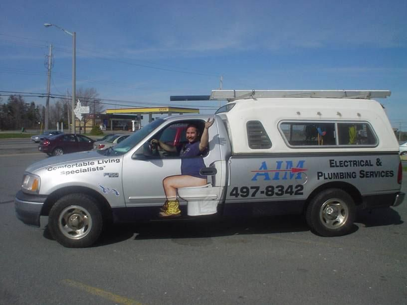 ha ha funny truck