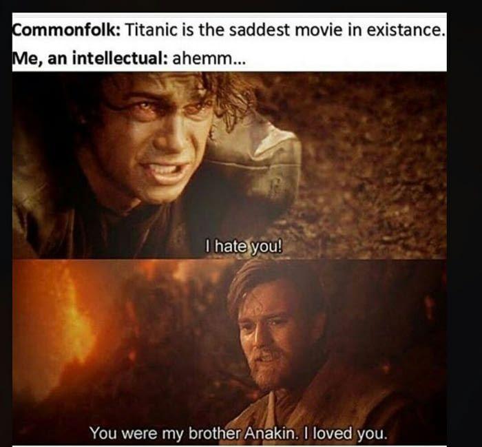 Where Men Cried Star Wars Jokes Star Wars Humor Star Wars Memes