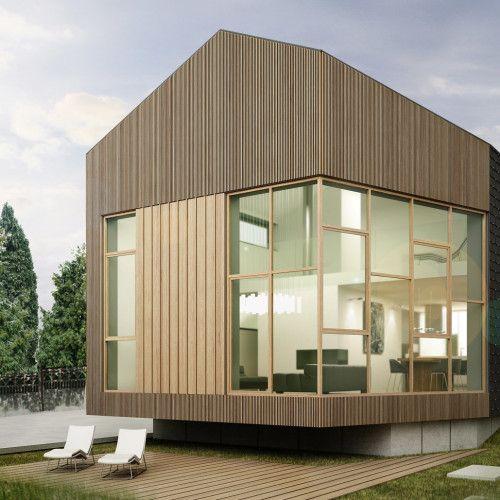 moderna hiša lyon