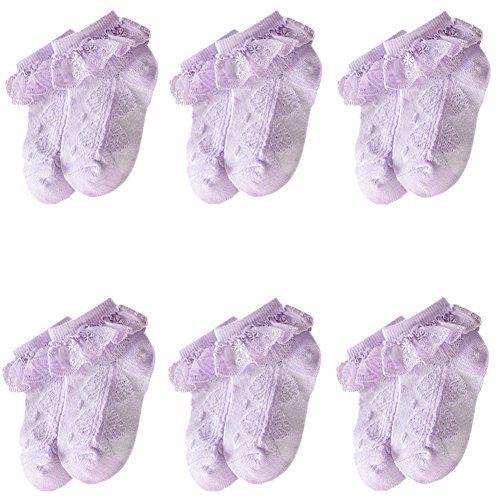 October Elf Baby Girls' Dress Socks Lace Ruffles Thin Soc... http://www.amazon.com/dp/B01EJCFAFY/ref=cm_sw_r_pi_dp_cCfnxb17SHGR3