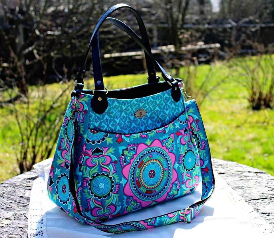 Pin von Ann Russell auf Bags - Ethel | Pinterest | Taschen nähen und ...