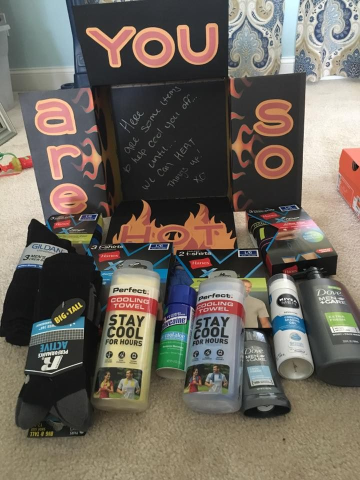 Stay Cool Care Package …   Inspiration   Pinte…