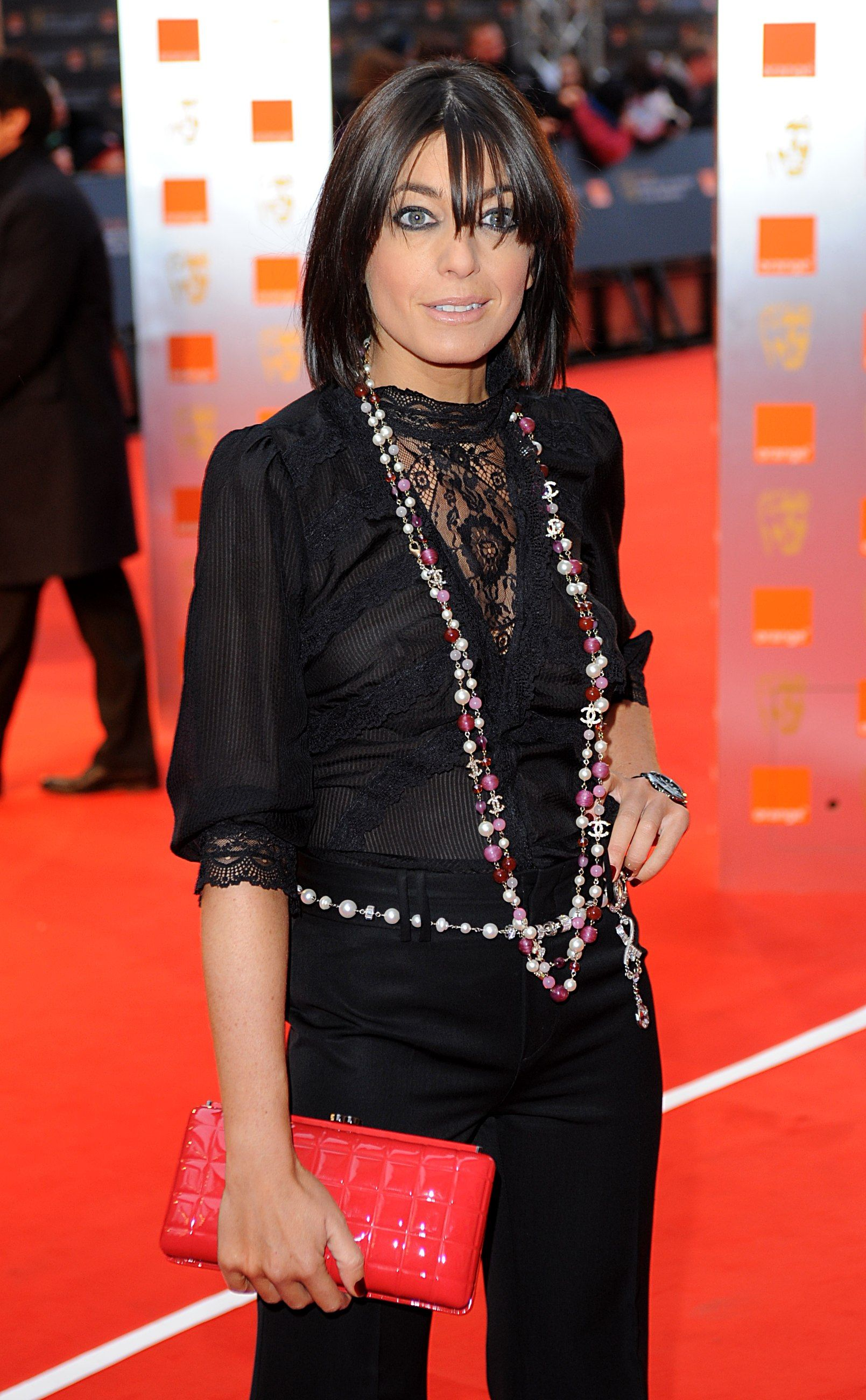 Claudia Winkleman | Beauty...hair and make-up