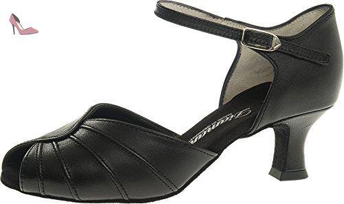 Diamant Damen Trainerschuhe 060-047-070, shoes femmes - Noir - Noir, 38 EU (5 UK)
