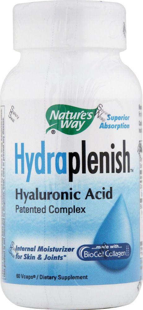 Nature S Way Hydraplenish 60 Capsules With Images Organic