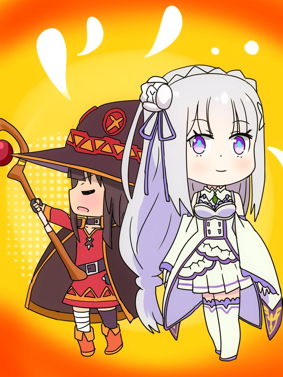 Isekai Quartet Anime in 2020 Anime, Quartet, No game no life