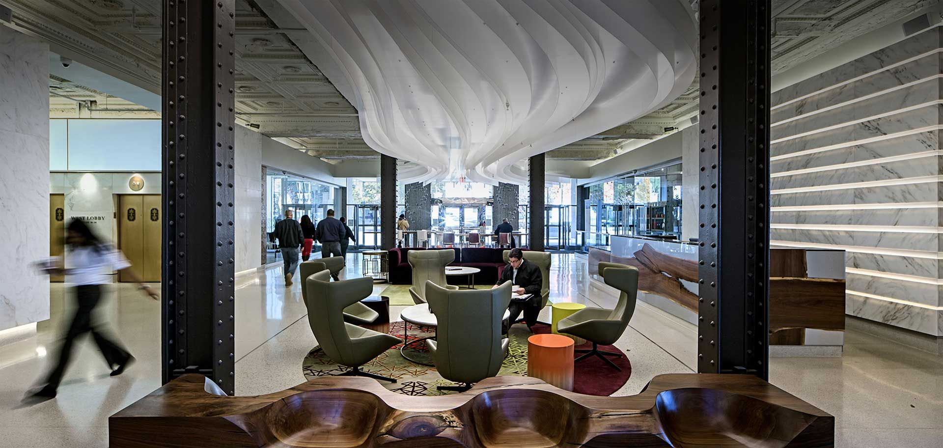 Detroit Michigan Architect & Interior Design Firm (With