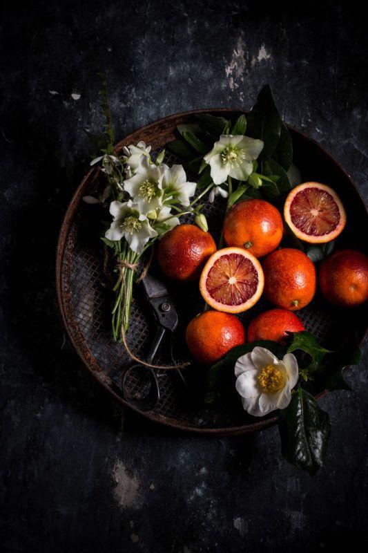 blood orange earl grey and cardamom bun - twigg studios