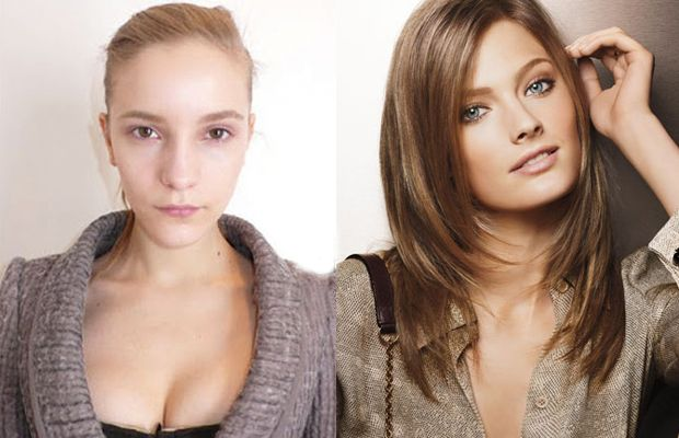 Victoria Secret Models With and Without Makeup: An Unfair ...