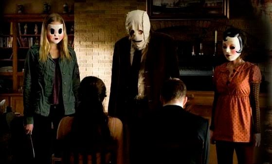 the strangers costume idea