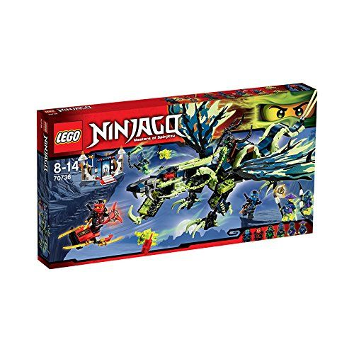 Lego 70736 - Ninjago Angriff des Morro-Drachens: Amazon.de: Spielzeug