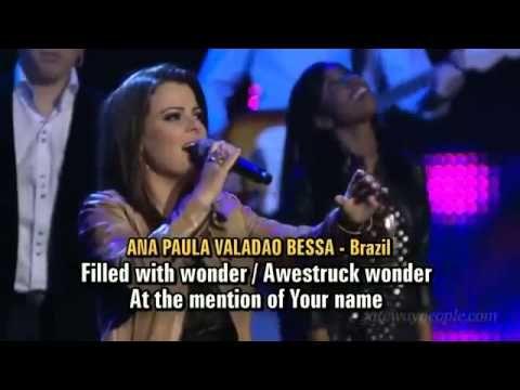 Revelation Song Various Languages Digno Y Santo Varios Idiomas Y Adoradores Beautiful Worship