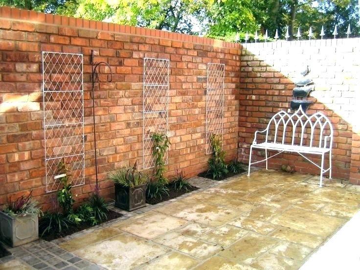 Front Garden Brick Wall Designs Brick Wall Designs For Gardens Garden Bricks Walls Front Garden Bri Brick Wall Gardens Red Brick Paving Cheap Landscaping Ideas