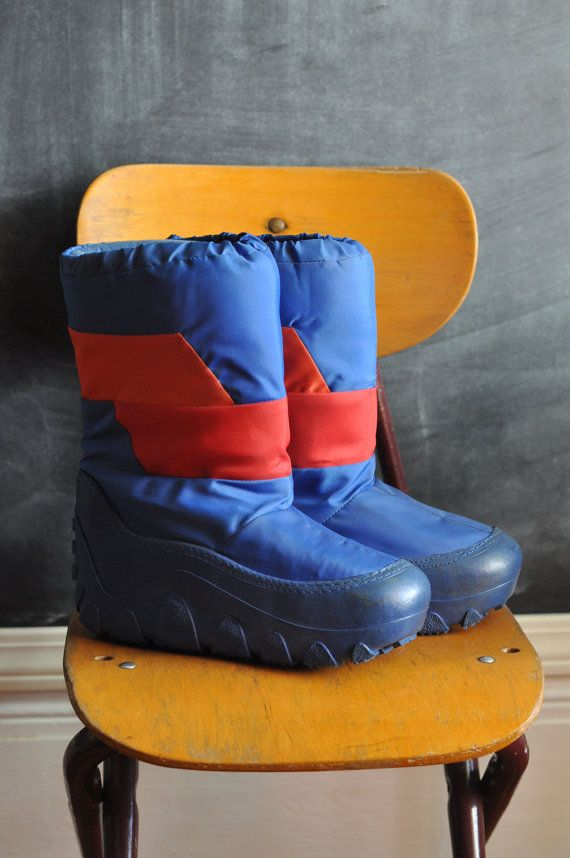 Vintage 1980s Blue Moon Boots Napoleon Dynamite by drowsySwords, $48.00, I can't believe i use to wear these!