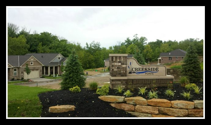 Creekside Pointe Blue Ash Ohio Homes For Sale. A Collection Of Patio Homes  And Attached