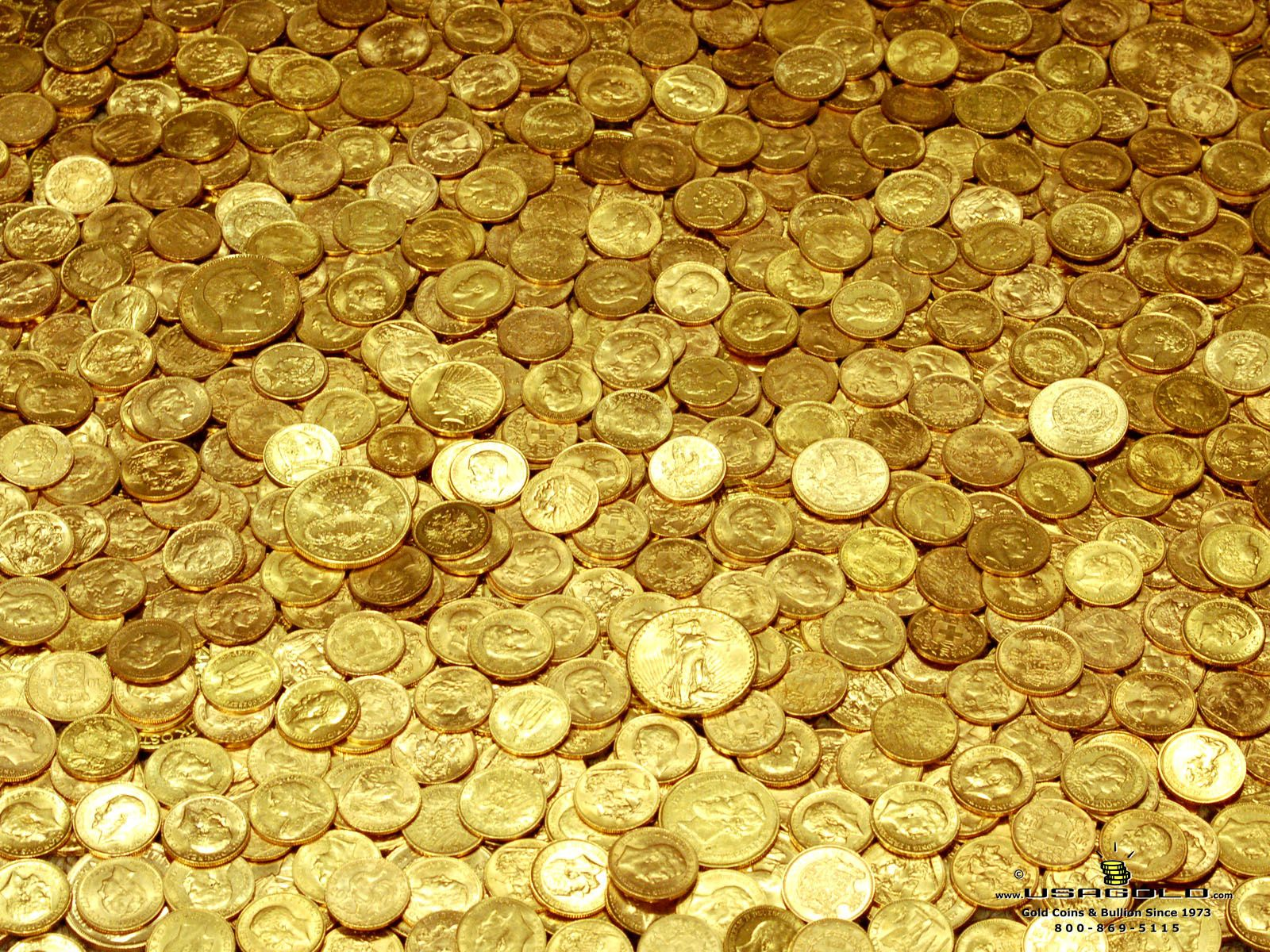 Gimme Them Gold Coins Dem