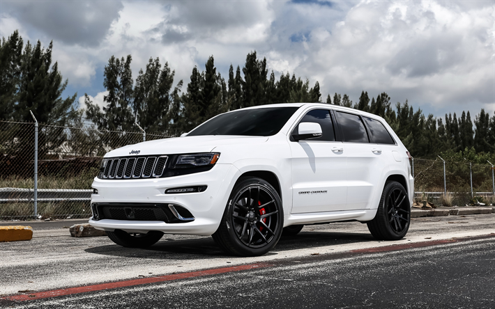 download wallpapers jeep grand cherokee srt velgen. Black Bedroom Furniture Sets. Home Design Ideas