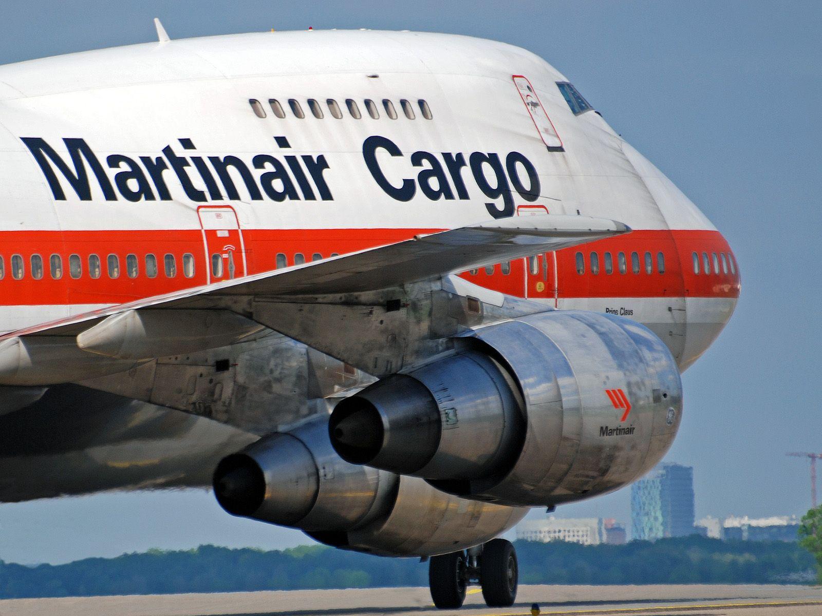 Air France KLM Martinair Cargo winter schedule (met