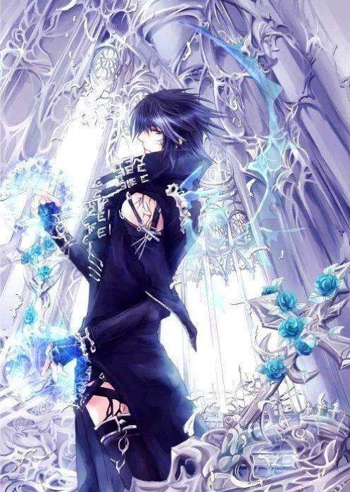 Bishounen #illustration #anime #AnimeIllustration #manga