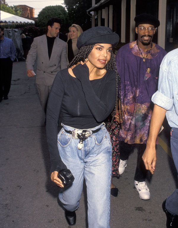 The 20 Best Head-To-Toe Denim Outfits Of The 90s | 90s ! | Fashion