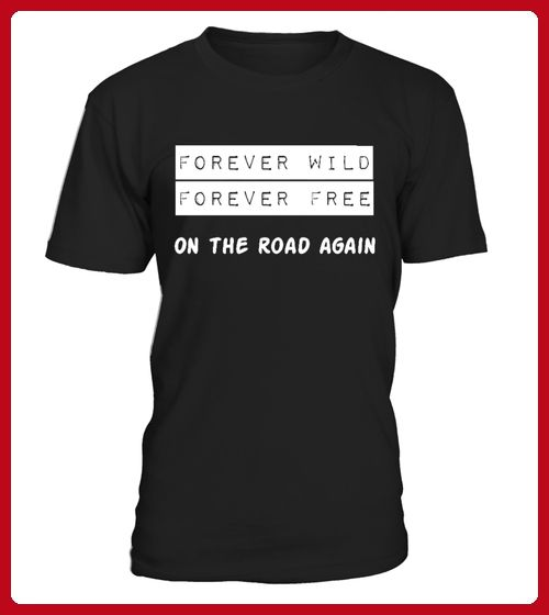 Limitierte Edition Always wild  - Shirts für reisende (*Partner-Link)