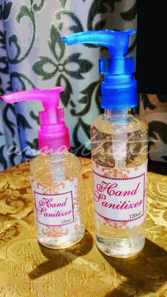 Be Squeaky Clean With These Hand Sanitizer Giveaway By Annasthetic