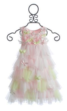 6055dda4ea22 Biscotti Dresses for Girls Bella Butterfly $78.00 | children's ...