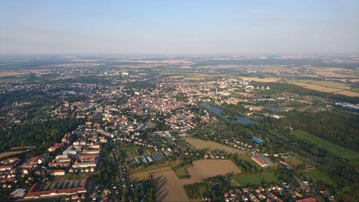 Rundflug Altenburg Und Westsachsen Ab Flugplatz Altenburg Nobitz In 2020 Schone Orte Flug Bad Lausick