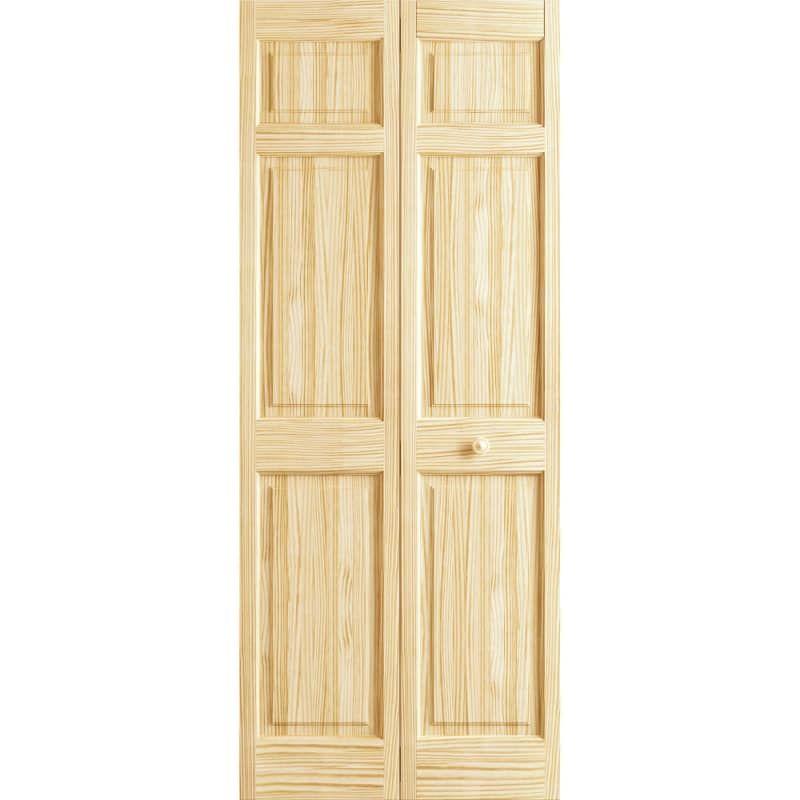 Frameport Bi D6p 6 2 3x3 H Pine Doors Interior Pole Barn Homes