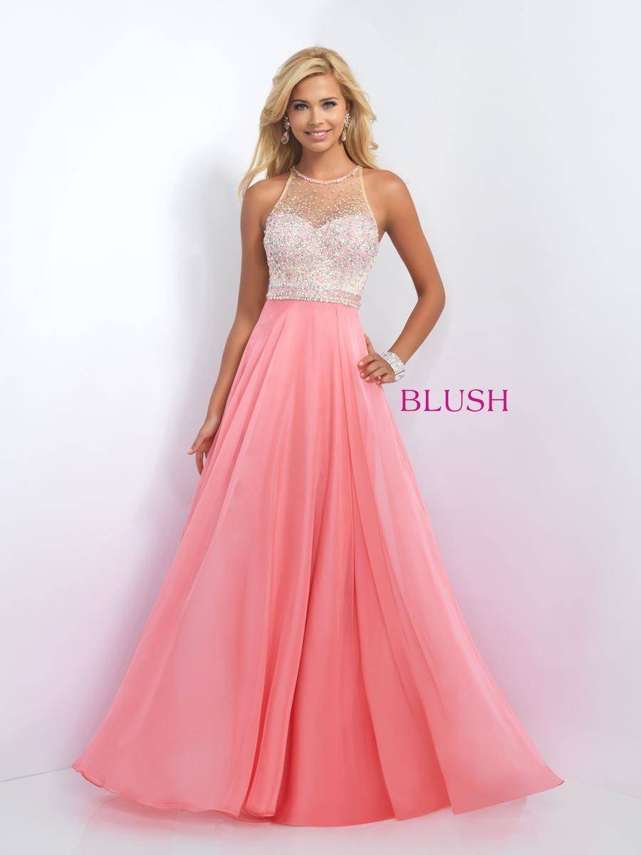 Blush by Alexia Dress 11089   Terry Costa Dallas www.terrycosta.com ...