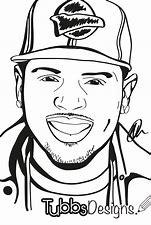 Chris Brown Svg Bing Images Chris Brown Image Svg