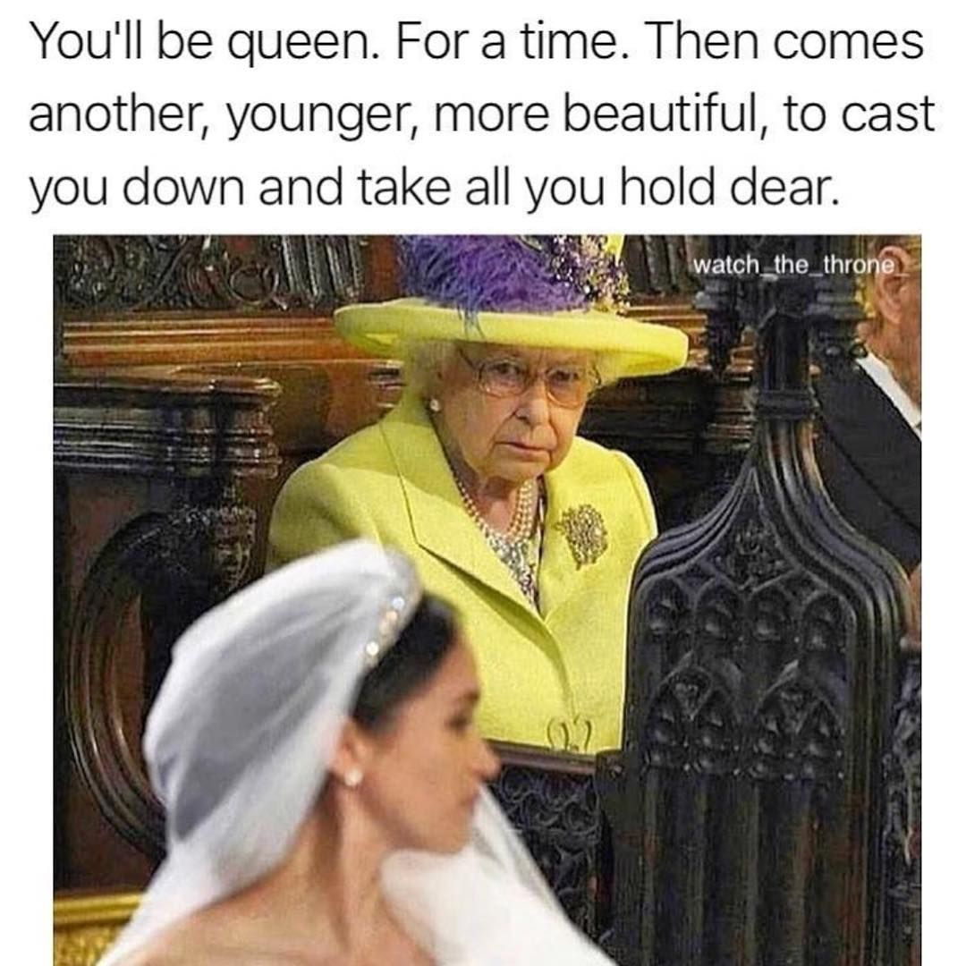 Omg Gameofthronesfunny Got Memes Queen Elizabeth Memes Funny Memes
